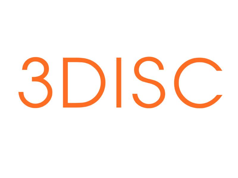 3DISC Logo