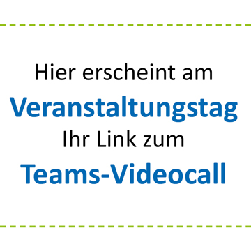 Linkhinweis-Teamsvideocall